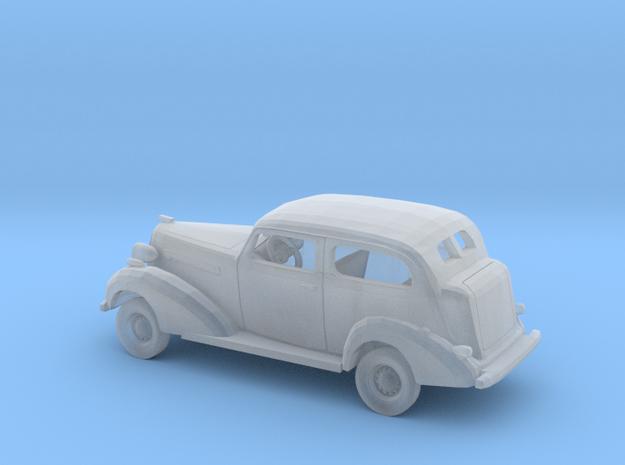 1/160 1936 Buick 2Door Sedan Kit in Smoothest Fine Detail Plastic