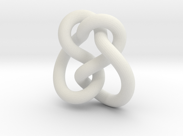 B&G Prime 5.2 in White Natural Versatile Plastic