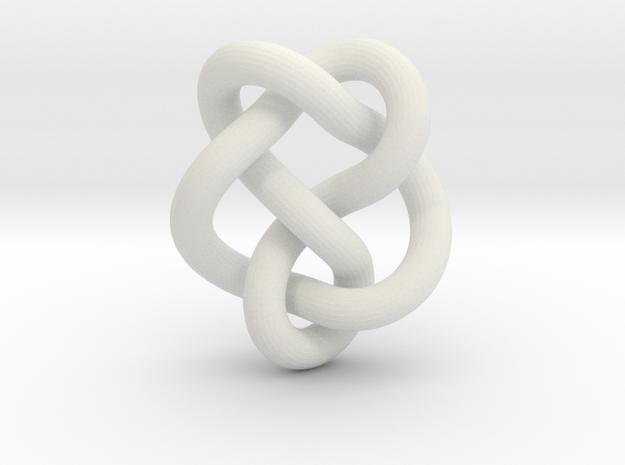 B&G Prime 6.2 in White Natural Versatile Plastic
