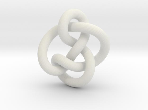 B&G Prime 6.3 in White Natural Versatile Plastic