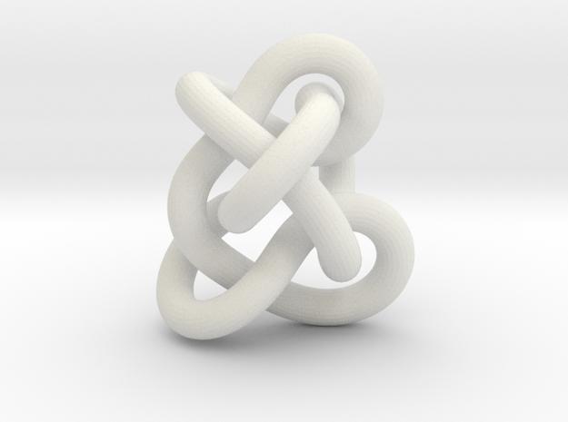 B&G Prime 8.14 in White Natural Versatile Plastic