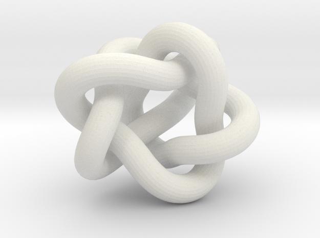 B&G Prime 8.16 in White Natural Versatile Plastic