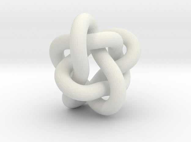 B&G Prime 8.17 in White Natural Versatile Plastic