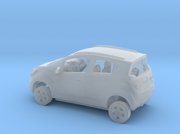 1/160 2013-16 Chevrolet Spark in Smooth Fine Detail Plastic
