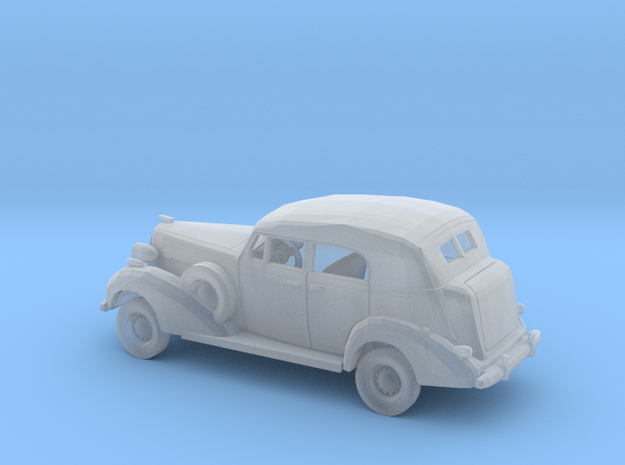 1/87 1936 Buick Sedan Convertible Pheaton Kit in Smooth Fine Detail Plastic