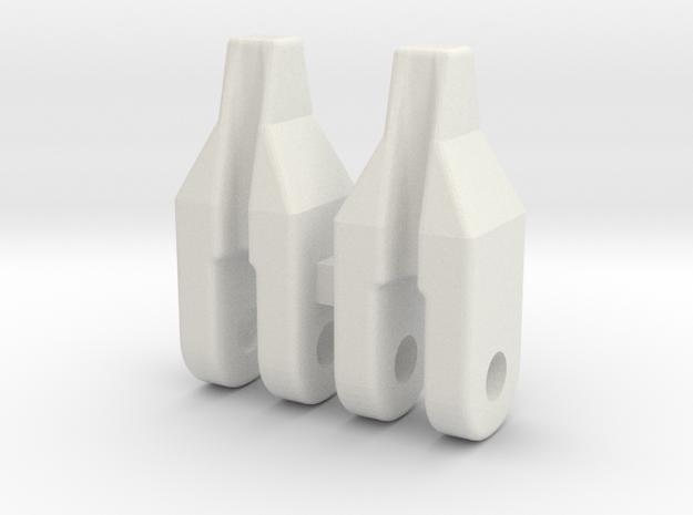 HS8100_HS855_Seilschloss in White Natural Versatile Plastic