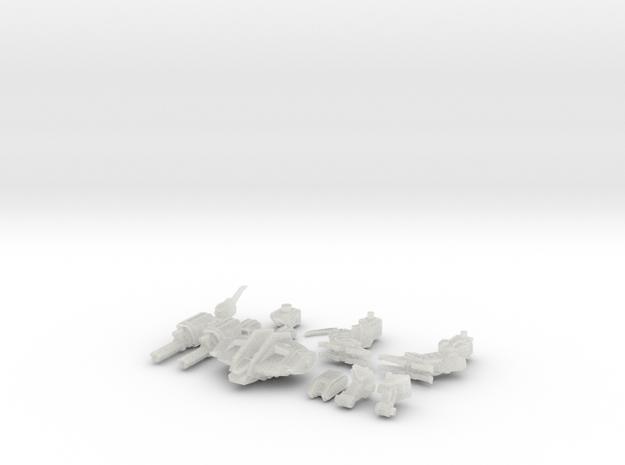 C-SAV-0 Savitri Invictus (Prime) in Smooth Fine Detail Plastic