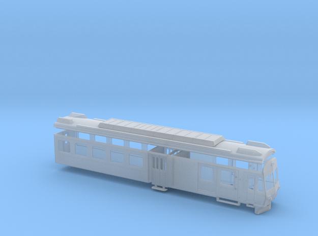 CJ BDe 4/4 II in Smooth Fine Detail Plastic: 1:120 - TT