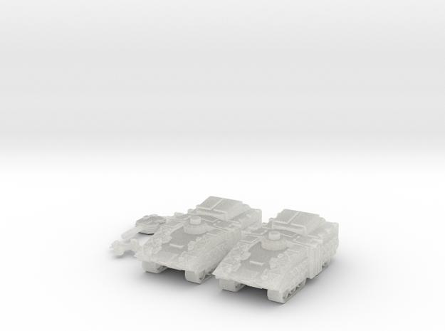 TRO3063 - Werefox D'Artagnan in Smooth Fine Detail Plastic