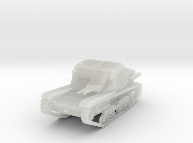 PV38B L3 Tankette (1/100) 3d printed