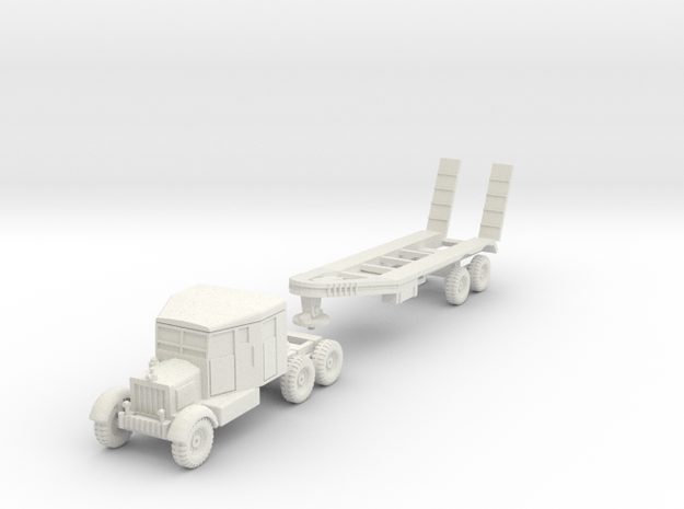 FW07 Scammell Tank Transporter (1/100)