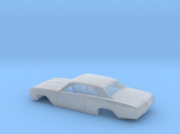 1/64 1965 Buick Skylark Coupe Shell in Smooth Fine Detail Plastic