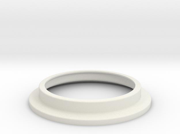 look sir droids cosplay stormtrooper ring in White Natural Versatile Plastic