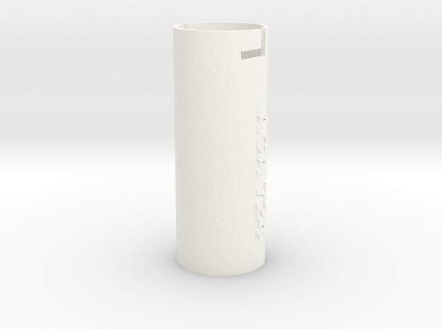 AbraCloudAbra 724 in White Processed Versatile Plastic