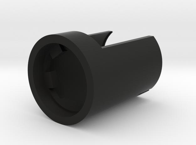 2CRU - Creepy Uncle v3 Proffieboard v2.2 in Black Natural Versatile Plastic