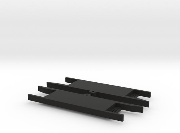Atlas O Scale EMD GP7 & GP9 Pilot Spacers in Black Natural Versatile Plastic