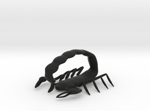 scorpion sml sting pendant 3d printed