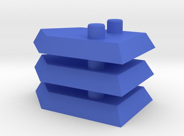Amazon Acroyear Stand in Blue Processed Versatile Plastic: Medium