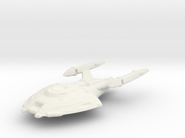 USS Equinox in White Natural Versatile Plastic