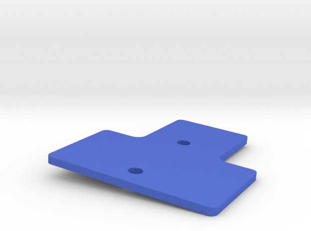 Pneuma - Hamburg Trans Spacer in Blue Processed Versatile Plastic
