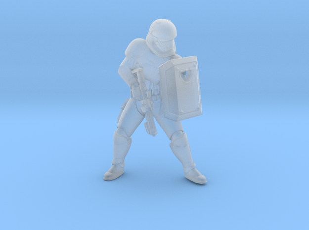 sovereign ShieldTrooper in Smooth Fine Detail Plastic