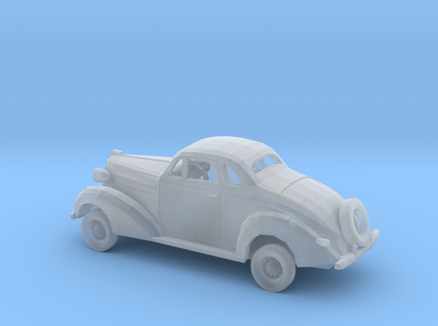 1/160 1936 Chevrolet Coupe Kit in Smooth Fine Detail Plastic