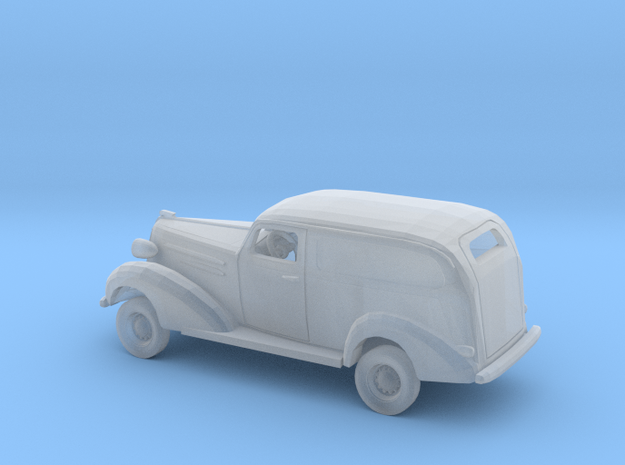 1/160 1936 Chevrolet Panel Delivery Kit in Smooth Fine Detail Plastic