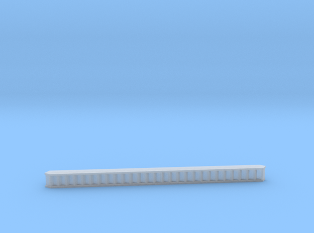 1:220 stairs / schody  in Smooth Fine Detail Plastic