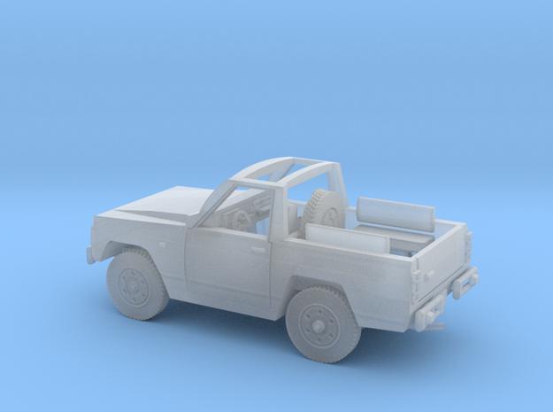 Nissa-Patrol-MC-4-Descap-64 in Smooth Fine Detail Plastic