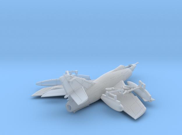 021J Etendard IVP 1/144 in Smooth Fine Detail Plastic