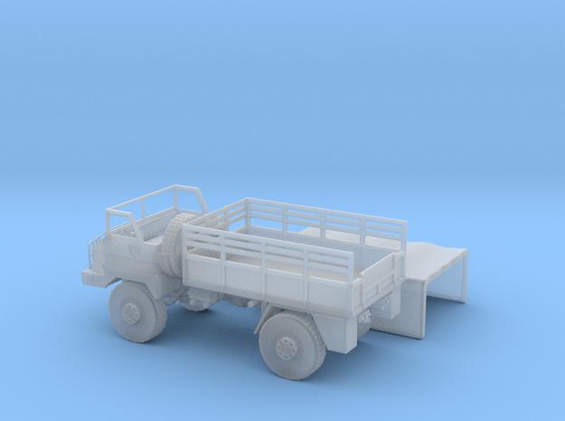 Pegaso-3046-H0-3-piezas-proto-01 in Smoothest Fine Detail Plastic
