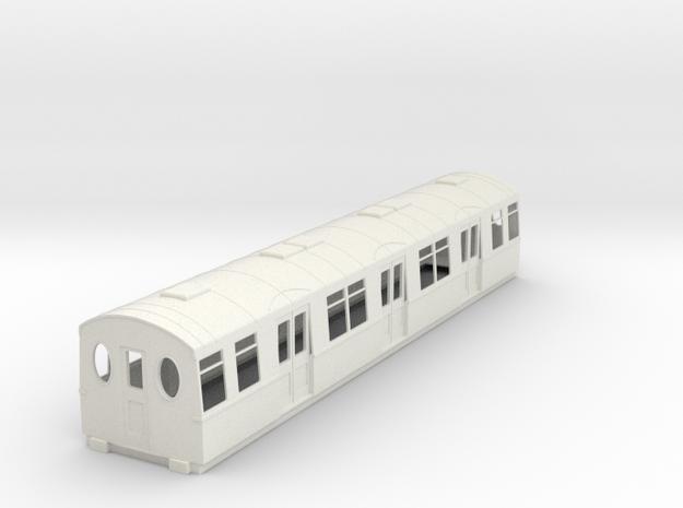 o-32-district-f-centre-trailer-coach in White Natural Versatile Plastic