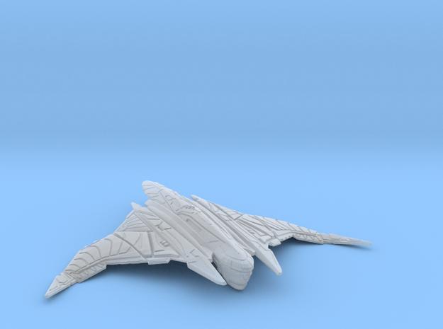 CmdWarbird in Smooth Fine Detail Plastic