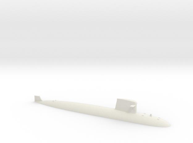 SSN Rubis 1:1250 in White Natural Versatile Plastic