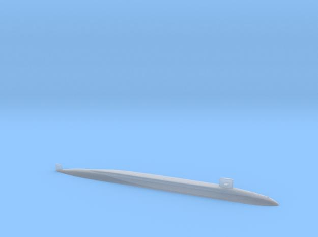 USS Ohio 1:1250 in Smooth Fine Detail Plastic