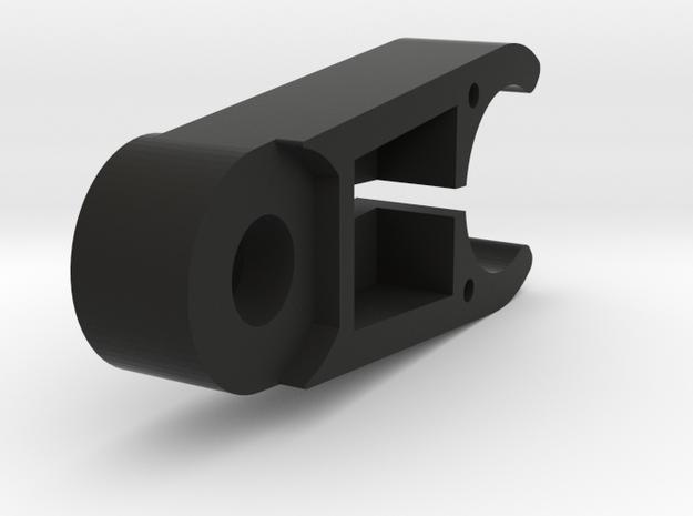 luxman2 v3 in Black Premium Versatile Plastic
