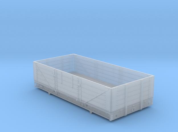 4mm - GWR Diagram 04 - 5 Plank Open