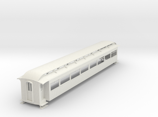 o-32-ly-d96-southport-emu-trailer-3rd-coach in White Natural Versatile Plastic