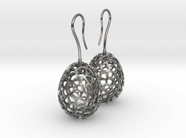 Fertilized Bio-inspired Zerggrings 3d printed