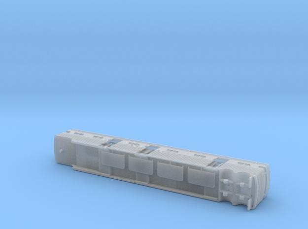 HO 1/87 1988 Streamliner 15 Horsebox V2 in Smooth Fine Detail Plastic