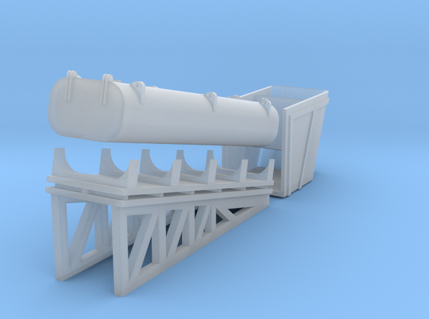 1/72 Missiles for Italian navy - Single in Smooth Fine Detail Plastic