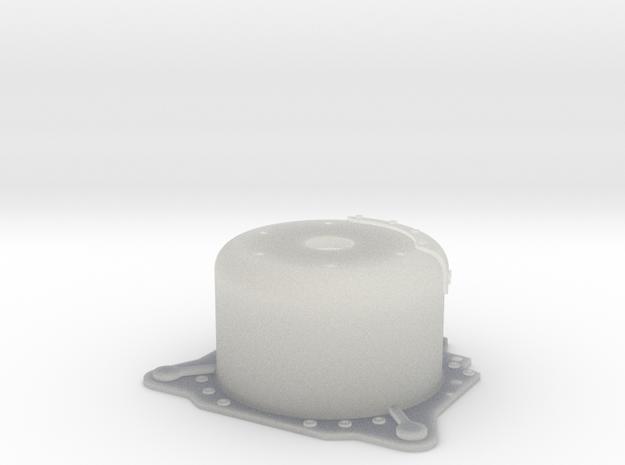 "1/16 Lenco 8.625"" Dp Bellhousing (No Starter Mnt) in Frosted Ultra Detail"