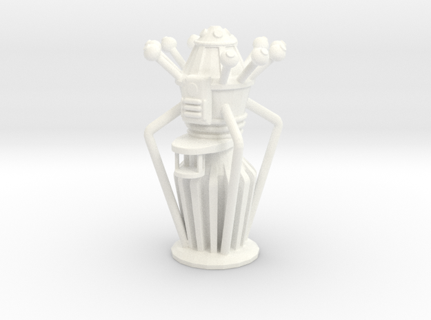 Lost in Space Equipment - Water Refinery in White Processed Versatile Plastic