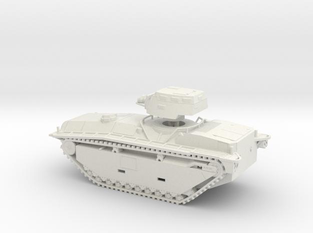 1/87 LVT(A)-5 Amtank (Modified) in White Natural Versatile Plastic
