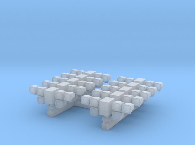 Lichtmast eingefahren - Version #2 - 10st in Smoothest Fine Detail Plastic
