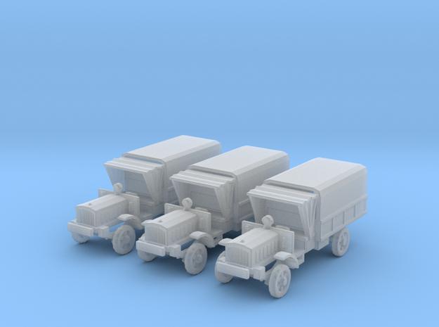 1/160 WW1 Light Trucks 3