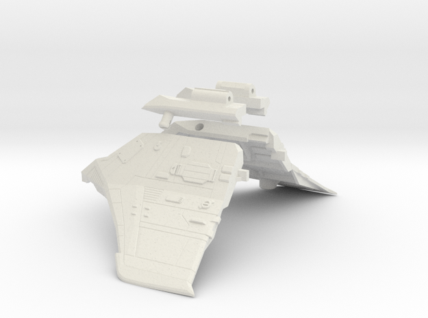 Free Tetrajet Wings - Downloadable in White Natural Versatile Plastic