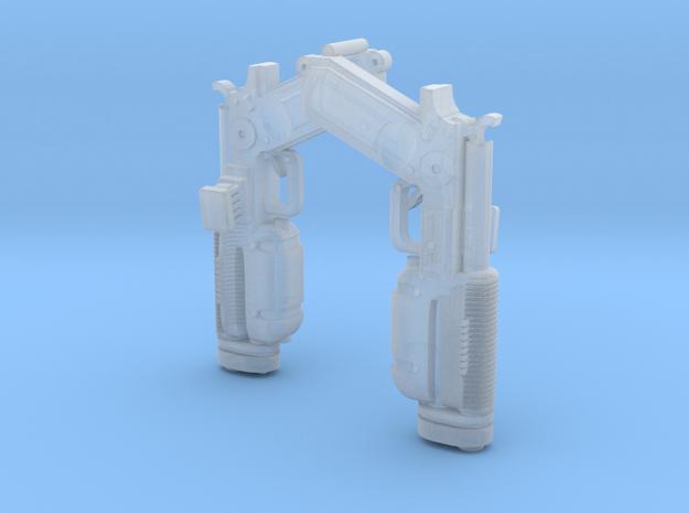 Super Katarn Blaster 2 pack! in Smooth Fine Detail Plastic
