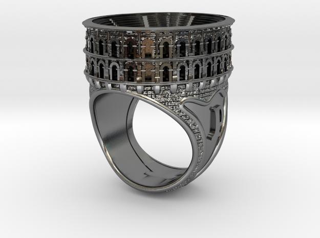 Bague Arènes de Nîmes JP - colosseum ring