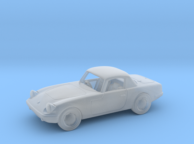 Lotus Elan 1965 1:87 HO in Smooth Fine Detail Plastic